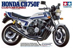 Tamiya 14006 1 12 Scale Motorcycle Model Kit Honda CB750F | eBay
