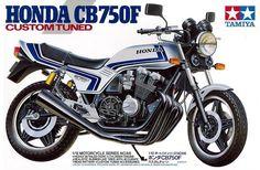 Tamiya 14006 1 12 Scale Motorcycle Model Kit Honda CB750F | eBay