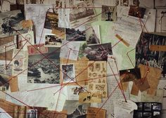 Perito Criminal, Detective Aesthetic, The Devil's Advocate, County Map, The Dark Artifices, Table Games, Criminal Minds, Conspiracy, Image Sharing