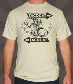 TacoCat Either Way | 6DollarShirts