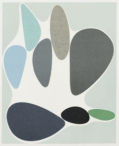 """design-is-fine: """" Victor Vasarely, cover design for Octal, poems of Michel Butor, 1972. Via Bassenge """""""