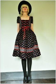 Vintage Gunne Sax Brigadoon Dress