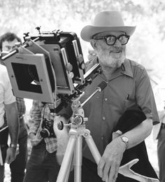 Ansel Adams  One of the masters of photography his zone system was a wonderful training tool for many others. look him up he is easy to find. also helped save what we enjoy as the United States Park system.
