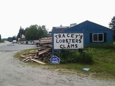 Traceys seafood sullivan ME Trip adviser good food cheap - classic main lobster shack