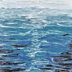 Oilpainting on cardboard 20*20 cm My Arts, Waves, Sea, Outdoor, Outdoors, The Ocean, Ocean Waves, Ocean, Outdoor Games