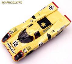 Slot car, Flyslot, Fly, Porsche 917K