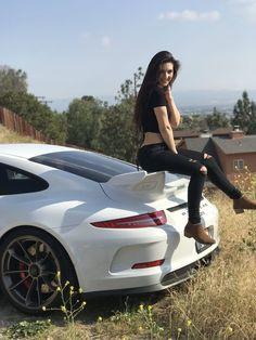 babes and porsche Porsche Gt2 Rs, Porsche Autos, Porsche Sports Car, Porsche Models, Porsche Cars, Sexy Cars, Hot Cars, Honda Civic, Sexy Autos