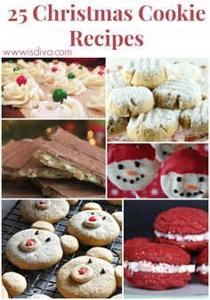 25 Christmas Cookie Recipes You Have to Try