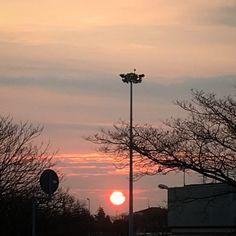 L'alba particolare di un giorno come tanti altri