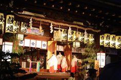 大阪天満宮での七夕まつり