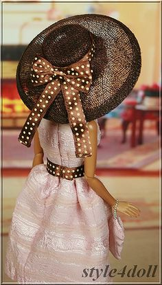 style4doll outfit for Barbie Silkstone, Fashion Royalty , FR2