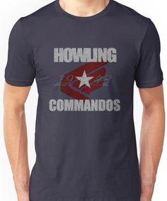 Commandos Pride Unisex T-Shirt