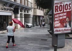 Street Photography: ...y resulta que no llueve hace meses
