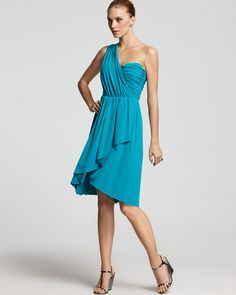 Great color and a GREAT dress for the contest! -Linda the Bra Lady