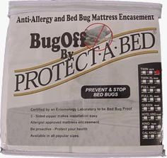 bed Bugs....get no free rides here!  Eeek
