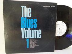 Various THE BLUES VOLUME 1 - JAZZ, BLUES, Jazz-rock-prog, nearly jazz and nearly blues!
