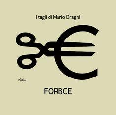 tagli alla banca centrale