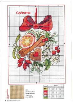 Latest Totally Free Cross Stitch art Strategies Considering that I have already been mix regular sewing due to the fact I'm a lady My spouse and i in some Xmas Cross Stitch, Cross Stitch Christmas Ornaments, Cross Stitch Flowers, Cross Stitch Charts, Cross Stitch Designs, Cross Stitching, Cross Stitch Embroidery, Cross Stitch Patterns, Christmas Cross Stitches