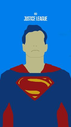I found some simpe JL wallpapers on zedge, but Superman was missing, so I created three versions