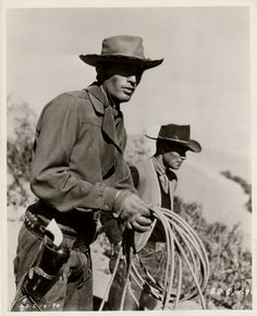 Gregory Peck in Duel in the Sun