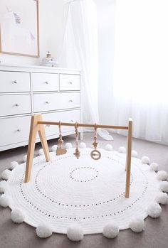 The best design selection for contemporary rugs Kids Bedroom Designs, Nursery Design, Rug Inspiration, Inspiration For Kids, Nursery Rugs, Nursery Decor, Crochet Motifs, Modern Crochet, Kids Corner