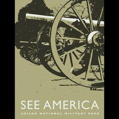 Shiloh National Military Park 2 by Darrell Stevens  #SeeAmerica