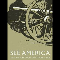 Shiloh National Military Park 2 by Darrell Stevens  #SeeAmerica