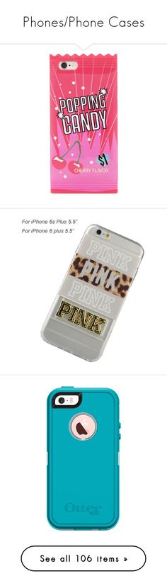Phones/Phone Cases by princessraegann on Polyvore featuring polyvore, women's fashion, accessories, tech accessories, kirna zabete, sale, stella mccartney, phone, phone cases, forever 21, victoria's secret, otterbox, phones, fillers, cases, multi, kate spade, electronics, iphone cases, gold glitter, adventure blue, lolli swim, technology, vivid snapdragon, apple iphone case, kate spade iphone case, iphone cover case, phone cover, lilly pulitzer, clear leopard, iphone case, iphone cell phone…