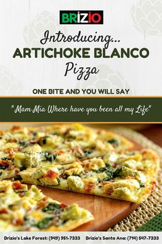 Brizio's Pizza is a famous name in the market for fast home delivery in Lake Forest, CA that provide fresh toppings, sauce and daily-made fresh dough in their pizzas. We also provide catering services. Pizza One, Good Pizza, Pizza Home Delivery, Online Pizza, Pizza Restaurant, Best Italian Recipes, Lake Forest, First Bite, Fresh Vegetables