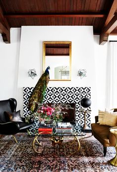 See more of Consort's A Rocker Chic Home In The Hills on 1stdibs