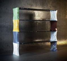 Coleccion de Muebles en Marmol, Tecnologia y Diseño4