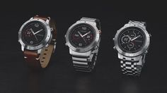 Garmin's new track-everything smartwatch looks stylish while you conquer mountains