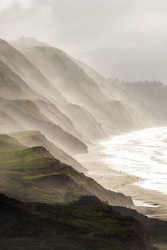 SABON HOME - Northern California Coastline - Cliffs