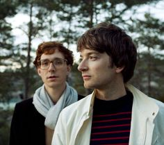 See Kings of Convenience pictures, photo shoots, and listen online to the latest music. Kings Of Convenience, Folk Pop, Pretty Lyrics, Ugly Boy, Indie, Wtf Face, Dance With You, New City, Current Mood