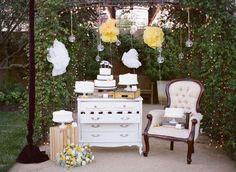 Weddings-Cake Table