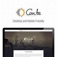 #portfolio Realizzazione sito internet per b&b Con.te www.bebconte.it