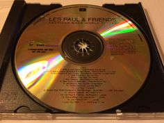 Les Paul & Friends* - American Made World Played (CDr) at Discogs