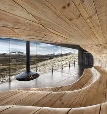 wild reindeer centre pavilion - Snohetta - Norway