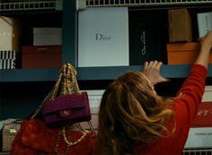 carrie bradshaw- gotta love her closet!