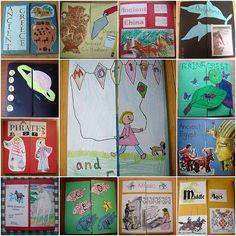 lapbook a notebook Science Notebooks, Interactive Notebooks, Science Lessons, Art Lessons, Mini Books, Lap Books, School Classroom, Classroom Ideas, Teaching Strategies