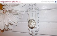 Hey, I found this really awesome Etsy listing at https://www.etsy.com/listing/151865223/on-sale-shabby-white-shabby-chic-door