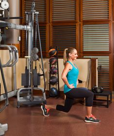 Feel the Burn in Your Abs and Legs