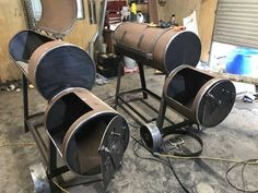 Post with 52 votes and 10293 views. Tagged with diy, bbq, smoker, lowandslow, texasbbq; Shared by Guyrogearloose. Bbq Smoker Trailer, Bbq Pit Smoker, Bbq Grill, Custom Bbq Smokers, Custom Bbq Pits, Portable Wood Stove, Portable Fire Pits, Build A Smoker, Ugly Drum Smoker