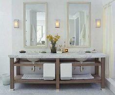 simply beautiful combination bathroom