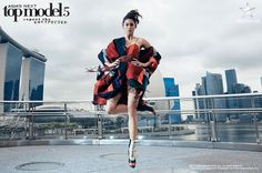 Pinay Anjelica Santillan is the First to be Eliminated from Asia& Next Top Model Cycle 5 Asia's Next Top Model, Get Up And Walk, The Girl Who, Malta, Tv Shows, Kimono Top, Philippines, Image, Beautiful