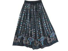 Bohemian Skirt Black Allover Beaded Lehenga Print Bellydance Dcrapechic Gypsy Skirt Mogul Interior,http://www.amazon.com/dp/B00DN1DWKS/ref=cm_sw_r_pi_dp_41Qbsb0AFBDPXAVK