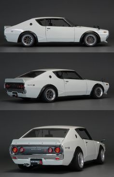 Being a 2 dr model I'm guessing Skyline GTR, where the legend started Nissan Skyline, Skyline Gtr, Gtr Nissan, Tuner Cars, Jdm Cars, Classic Sports Cars, Classic Cars, Datsun Car, Classic Japanese Cars