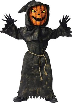 Bobble Head Pumpkin Child Costume - Child Halloween Costumes at Escapade™ UK - Escapade Fancy Dress on Twitter: @Escapade_UK
