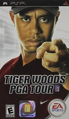 Tiger Woods PGA Tour  Sony PSP by Electronic Arts *** You can find out more details at the link of the image.