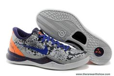 outlet store e02df 88e39 Buy The Mens Nike Kobe 8 2014 Snake Pattern Grey Purple In Hot Sale from  Reliable The Mens Nike Kobe 8 2014 Snake Pattern Grey Purple In Hot Sale  suppliers.